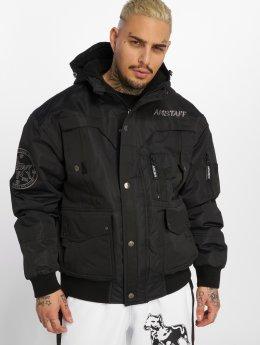 Amstaff Manteau hiver Conex noir
