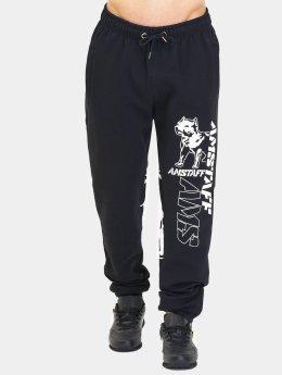 Amstaff Pantalón deportivo Mata negro