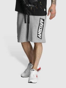 Amstaff shorts Derron grijs