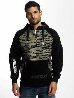 Amstaff Sweat capuche zippé Zervis Half camouflage
