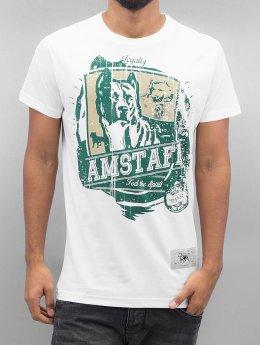 Amstaff T-Shirt Kito blanc