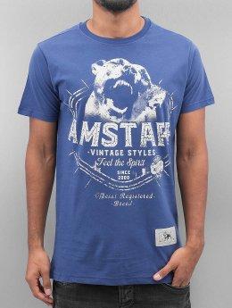 Amstaff T-Shirt Neres blau