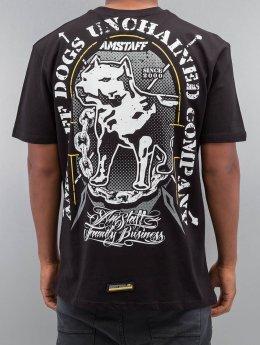 Amstaff T-Shirt Galan noir