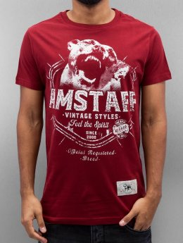 Amstaff T-Shirt Neres rot
