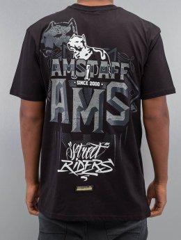 Amstaff T-Shirt Harson schwarz