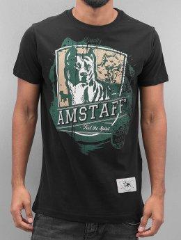 Amstaff T-Shirt Kito schwarz
