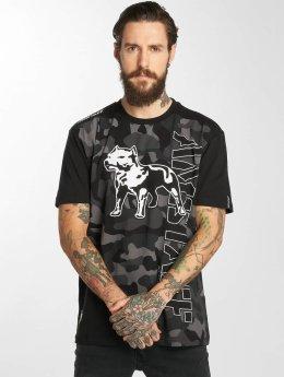Amstaff T-Shirt Rezzo schwarz