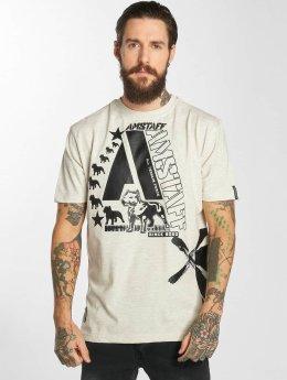 Amstaff T-skjorter Elros grå