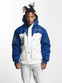 Amstaff Winter Jacket Conex blue