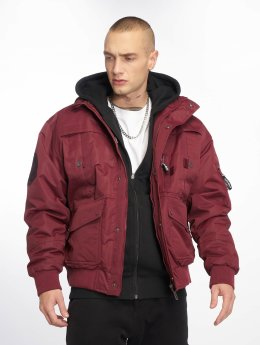 Amstaff Winter Jacket Conex red