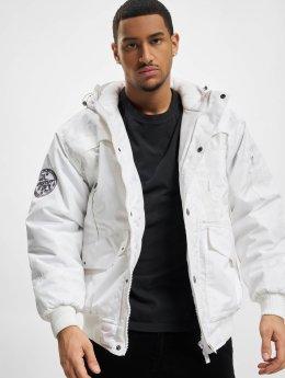 Amstaff Zimné bundy Conex biela