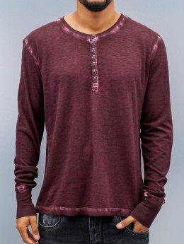 Amsterdenim Pitkähihaiset paidat Jeen Bridge punainen