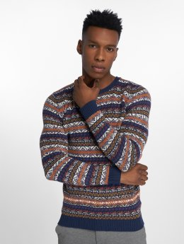 Anerkjendt Пуловер Thorkild синий