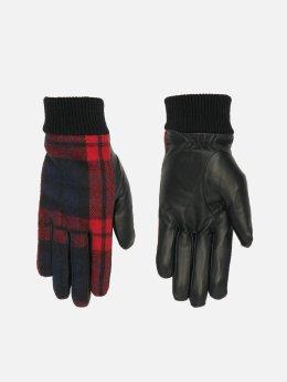 Anerkjendt handschoenen Blix  rood
