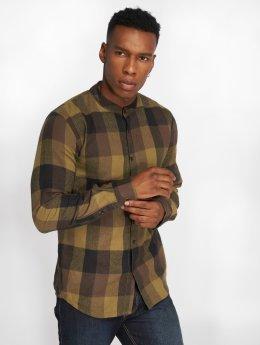 Anerkjendt overhemd EB groen