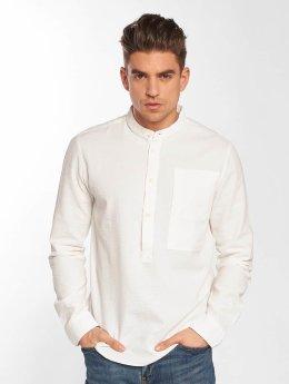 Anerkjendt overhemd Ebert wit