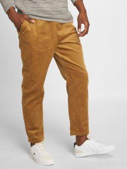 Anerkjendt Pantalon chino Buddy brun