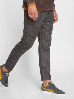 Anerkjendt Pantalon chino Barry gris