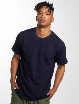 Anerkjendt T-Shirt Dave blau