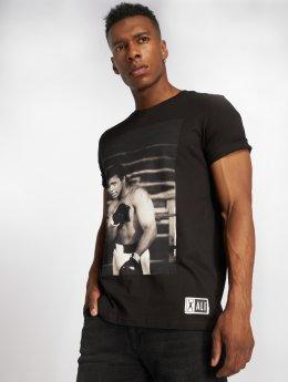 Anerkjendt T-Shirty Muhammad Ali czarny