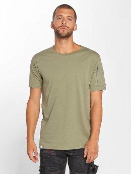 Anerkjendt Tričká Rambo zelená