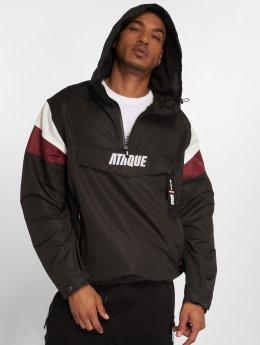Ataque Демисезонная куртка Tome черный
