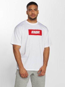 Ataque Camiseta Mataro blanco