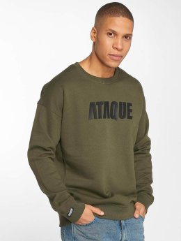 Ataque Pullover Leon khaki