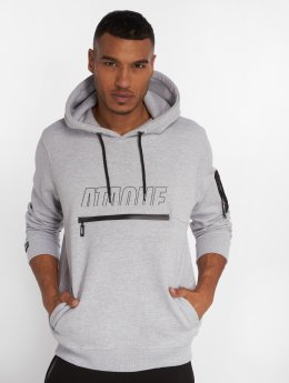 Ataque Sweat capuche Venado gris