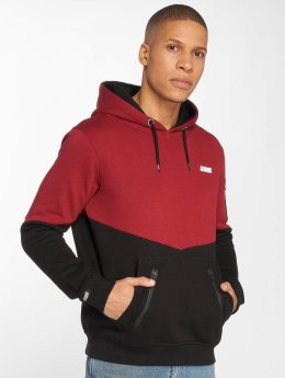 Ataque Sweat capuche Vigo rouge