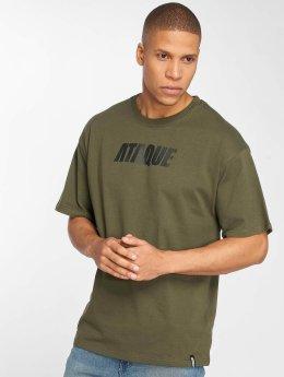 Ataque T-Shirt Leon kaki