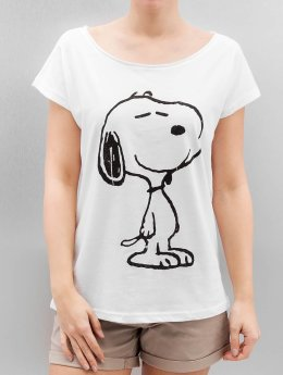 Authentic Style T-shirt Sublevel Peanuts bianco