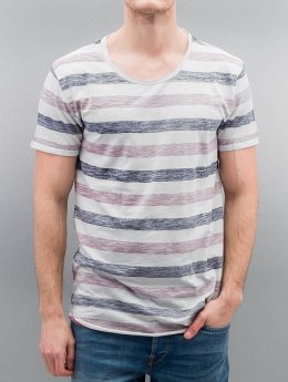 Authentic Style Vinz T-Shirt Rose/Blue/Grey
