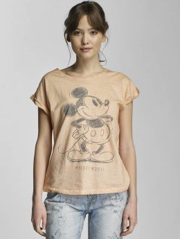 Authentic Style T-Shirt Mickey orange