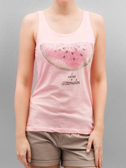 Authentic Style Tank Tops Watermelon rose