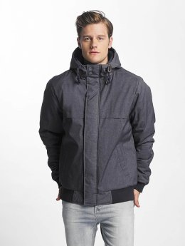 Authentic Style winterjas Style zwart