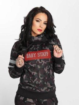 Babystaff Sweat capuche Asira camouflage