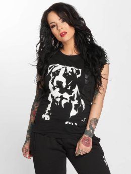 Babystaff t-shirt Mandiri zwart