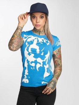Babystaff T-skjorter Nukop blå