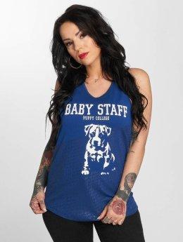 Babystaff Tank Tops Lessa blau