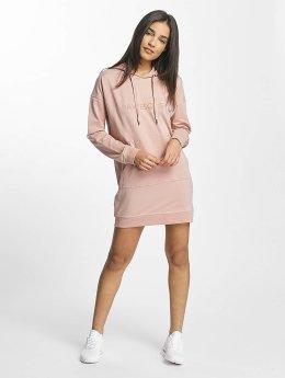 Bangastic Šaty Hoodydress růžový