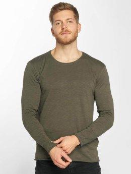 Bangastic Camiseta de manga larga Ernest  oliva
