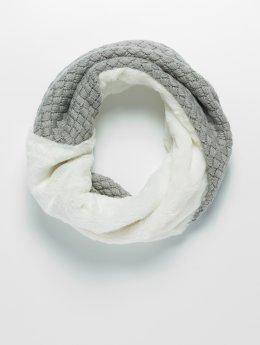 Bangastic Halstørklæder/Tørklæder Fake Fur Loop hvid