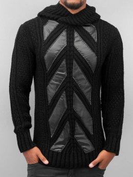 Bangastic Hoodie Knitted black