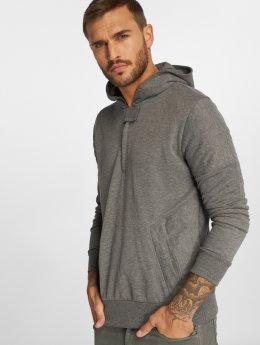 Bangastic Hoodie Velco grey