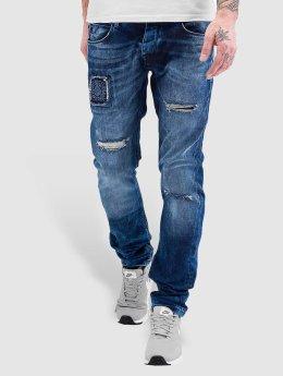 Bangastic Jean coupe droite Kush bleu