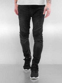 Bangastic Jean slim Quilted II noir