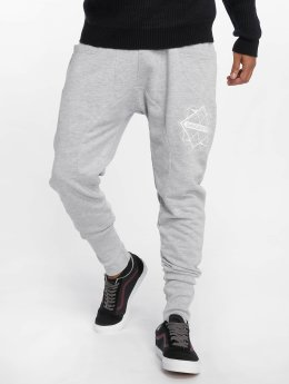 Bangastic joggingbroek Birds grijs