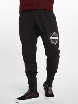 Bangastic joggingbroek Birds zwart