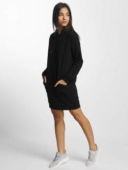 Bangastic jurk Hoodydress zwart